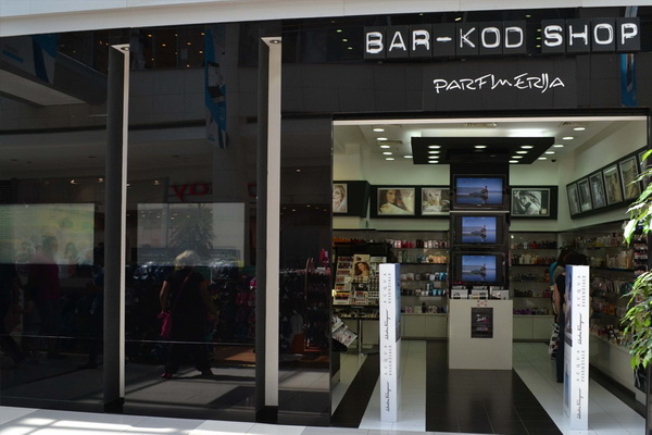 bar kod shop delta city