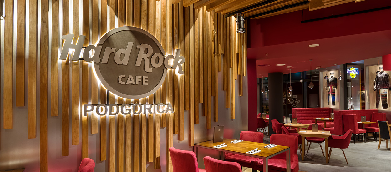 hard rock cafe podgorica crna gora