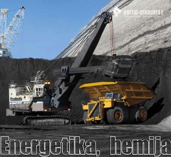 energetika hemija crna gora