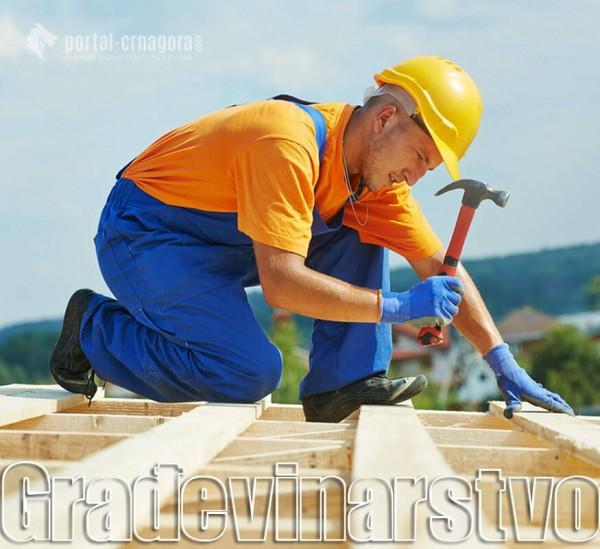 građevinarstvo crna gora
