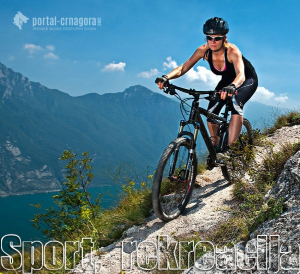 sport rekreacija zabava crna gora