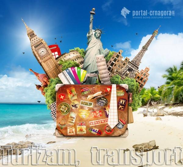 turizam transport crna gora