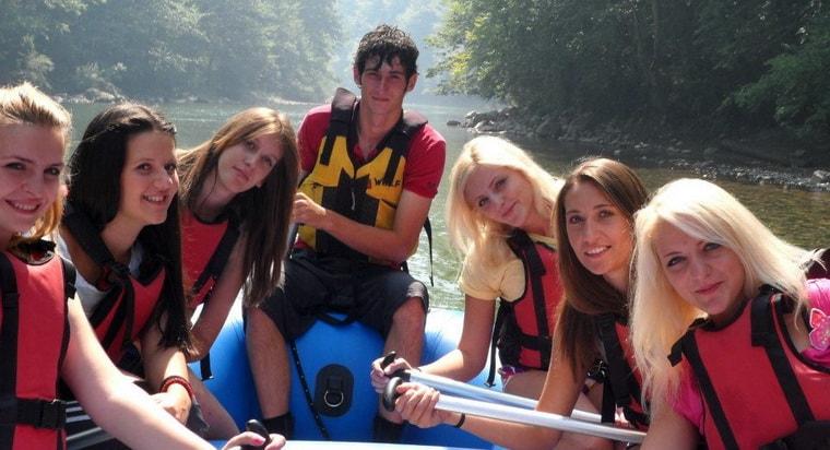 leković rafting montenegro skiperi
