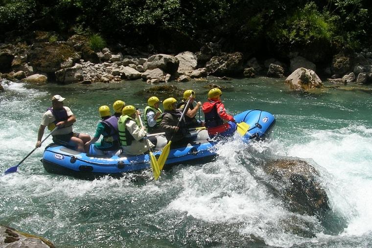 leković rafting tara river