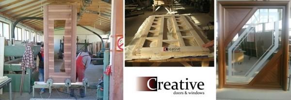 stolarija creative rožaje vrata proizvodni pogon
