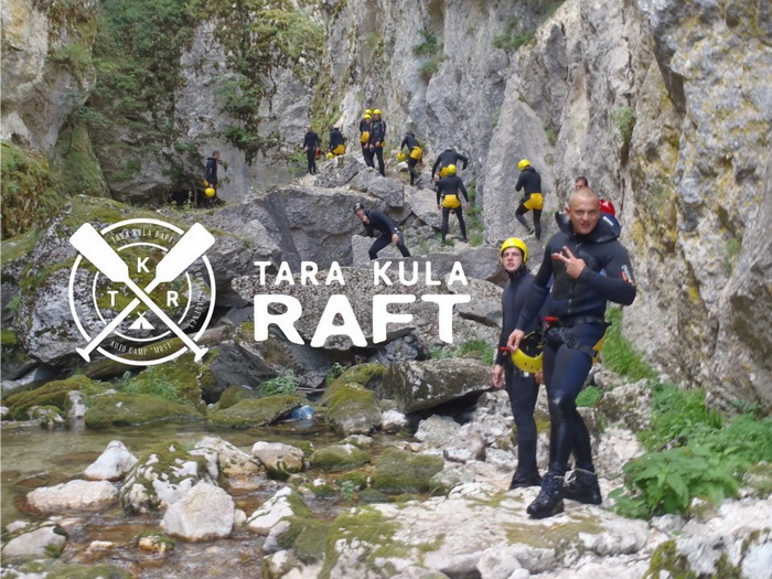 tara kula raft canyoning