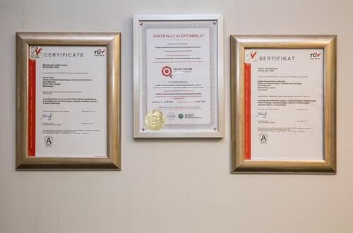 dental montenegro sertifikati