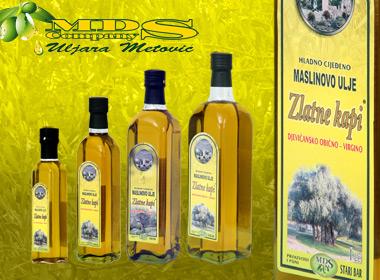 mds company uljara metović djevičansko ulje