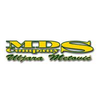 mds company uljara metović logo