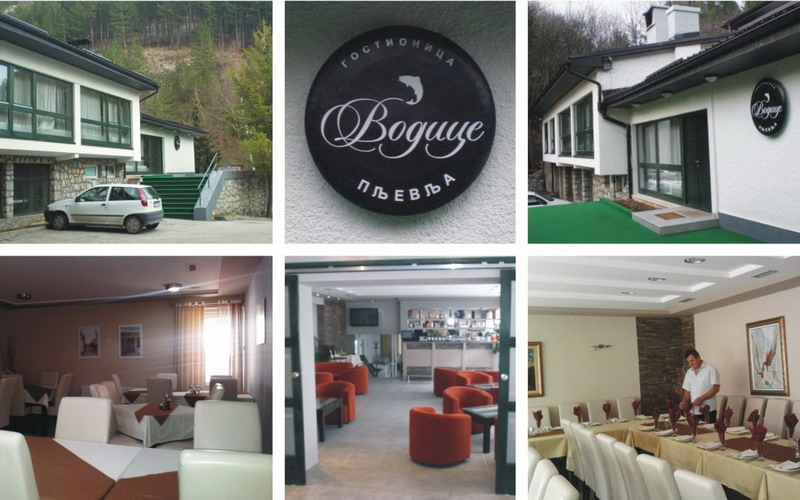 motel vodice pljevlja restoran