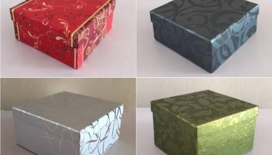 eko borsa ukrasne kutije lux