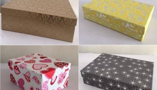 eko borsa ukrasne kutije tekstura