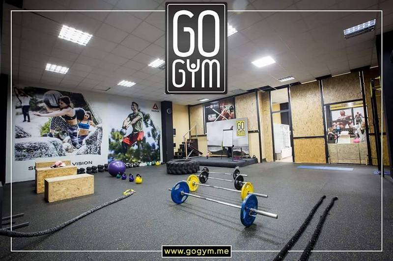 go gym fitness podgorica
