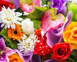 garden lux rezano i umjetno cvijeće