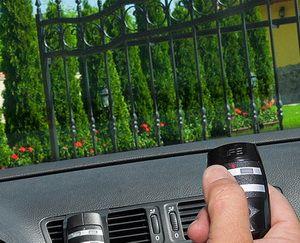 garden lux parking rampe