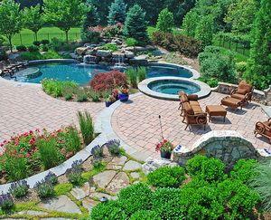 garden lux projektovanje zelenih površina