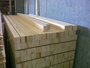 wood rezana građa lamelirano drvo crna gora