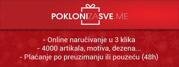 pokloni za sve crna gora