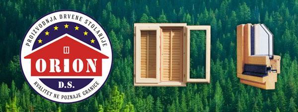 drvena stolarija crna gora