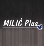 milić plus logo