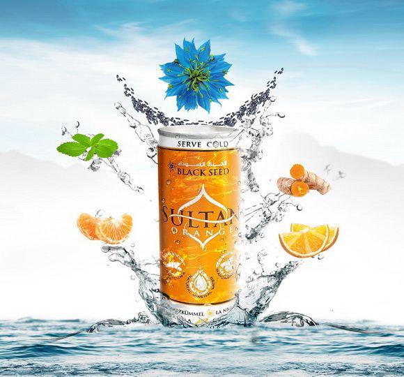 sultan drinks sultan orange