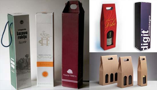 eko borsa kartonska pakovanja za piće
