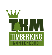 timber king montenegro logo