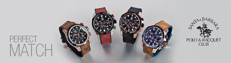 zlatara omar santa barbara polo club watches
